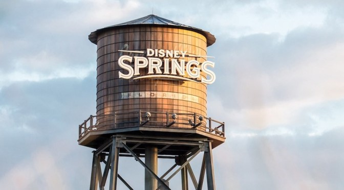 Disney Springs in Florida Set to Open on May 20th in Phases