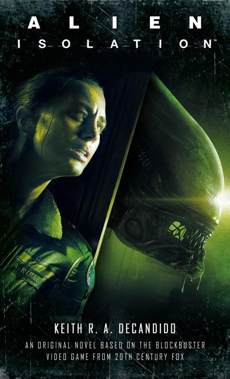 Alien Isolation - Cover Art