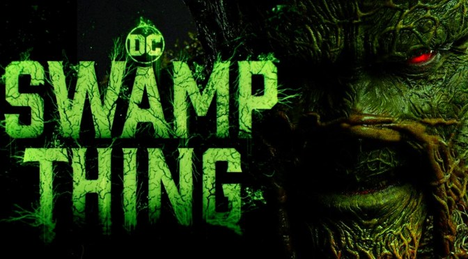 The CW Snaps Up Swamp Thing