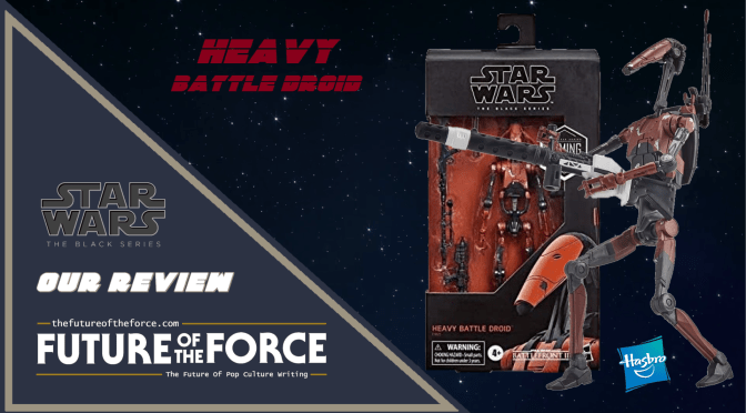 Black Series Review | Heavy Battle Droid (Star Wars: Battlefront II)