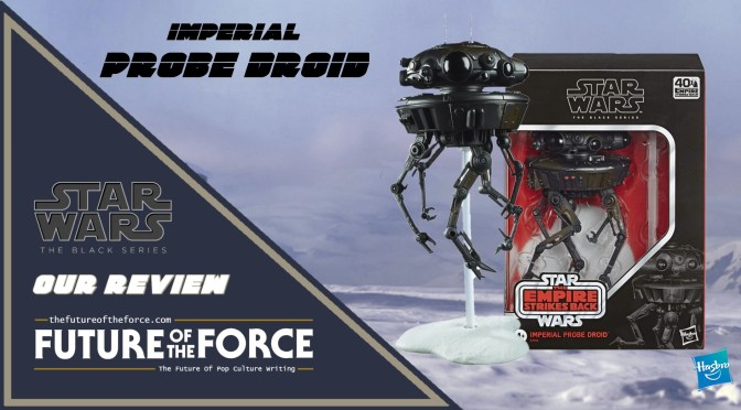 Black Series Review | Imperial Probe Droid (The Empire Strikes Back) (Deluxe)