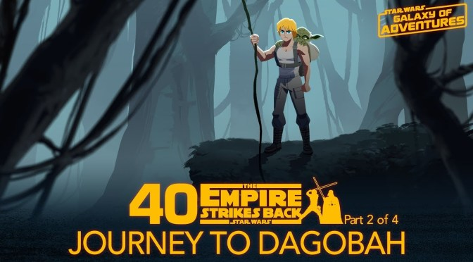 Star Wars: Galaxy of Adventures | Journey to Dagobah