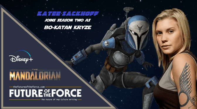 The Mandalorian Season 2 Finds Its Bo-Katan