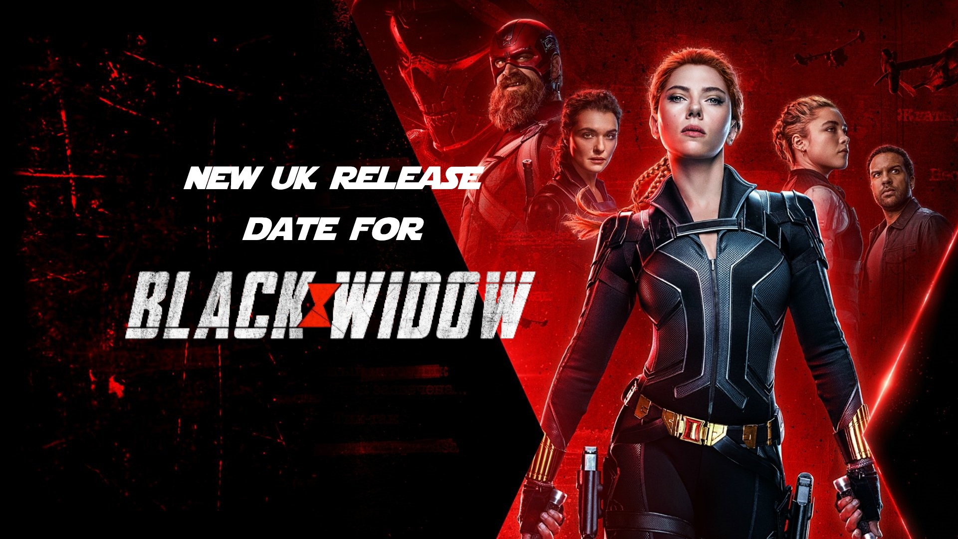 New Uk Release Date For Marvel S Black Widow Future Of The Force