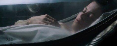 Aliens - Ripley In Stasis