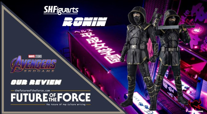 S.H. Figuarts Review | Ronin (Avengers: Endgame)
