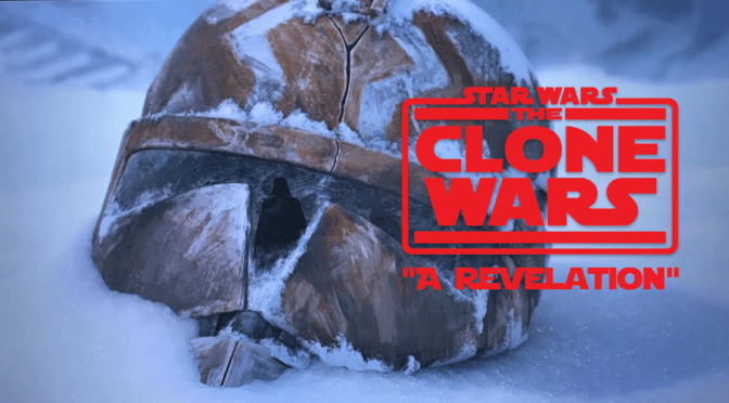 'Star Wars: The Clone Wars' | A Revelation