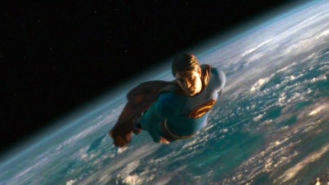 Superman Returns Flyby