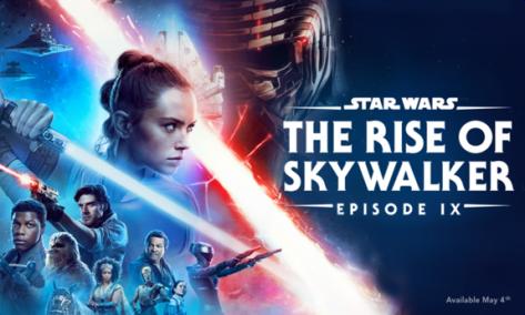 Star Wars The Rise Of Skywalker - Disney+