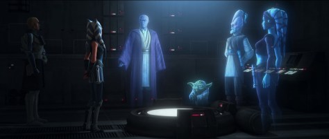 Jedi Council Meeting - Star Wars Revenge Of The Sith/Clone Wars