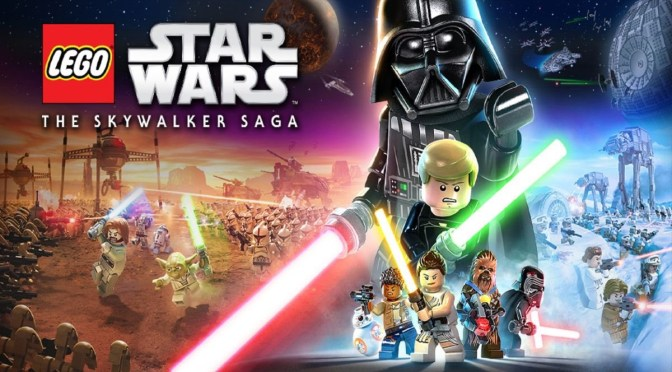 LEGO Star Wars: The Skywalker Saga Release Date Confirmed