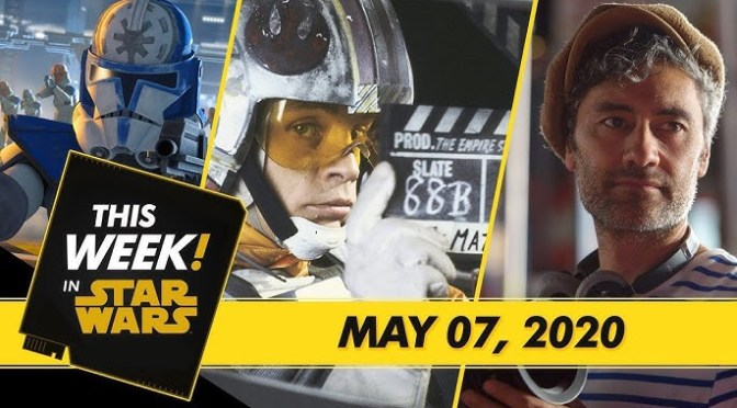This Week! in Star Wars | New Star Wars Filmmakers, Star Wars Day Fun, and More!