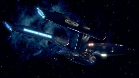 Star Trek Discovery - USS Enterprise