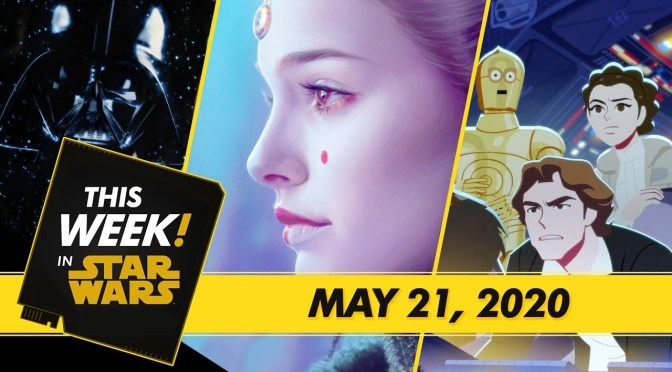 This Week! in Star Wars | The Empire Strikes Back Turns 40, Queen's Peril Gets a Voice, and More!