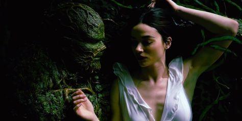 Swamp Thing Abby Arcane