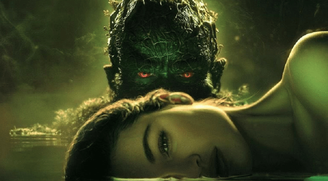 Swamp Thing Gets A Suitably Cool New CW Poster