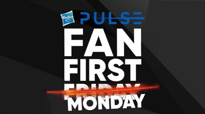 Hasbro Fan First Monday | Livestream Announced
