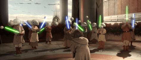 Jedi Youngling Training