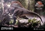 Jurassic Park 3 Spinosaurus Statue 008
