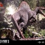 Jurassic Park 3 Spinosaurus Statue 009