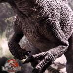 Jurassic Park 3 Spinosaurus Statue 017