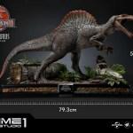 Jurassic Park 3 Spinosaurus Statue 036