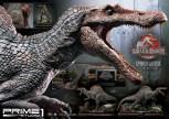 Jurassic Park 3 Spinosaurus Statue 038