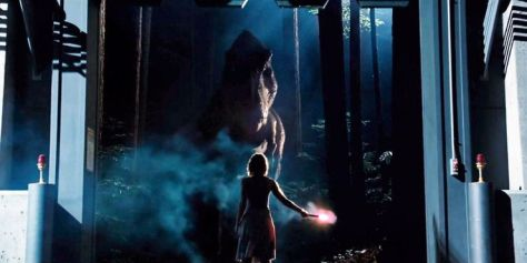 Jurassic World - Claire Releases The T-Rex