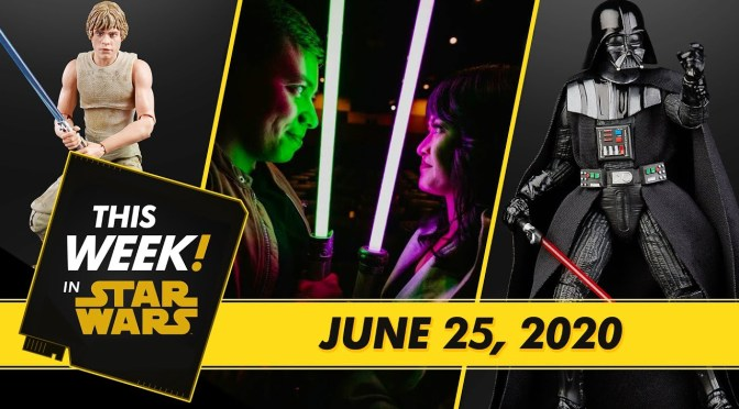 This Week! in Star Wars | New Hasbro Star Wars Toys, Your Jedi Poses, and More!