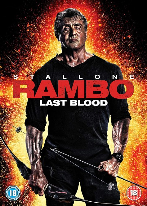 Rambo Last Blood DVD