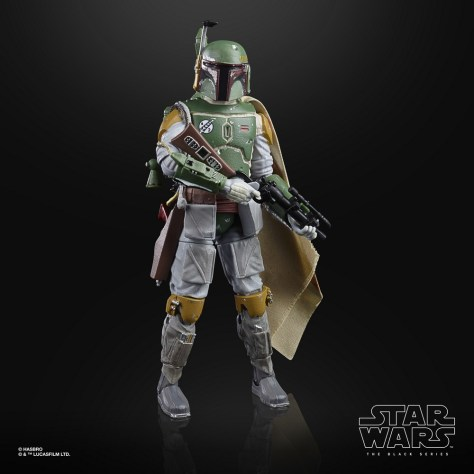Star Wars The Black Series 40th Anniversary Boba Fett 005