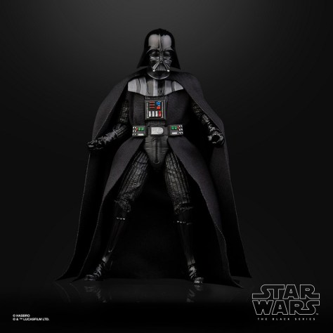 Star Wars The Black Series 40th Anniversary Darth Vader 005