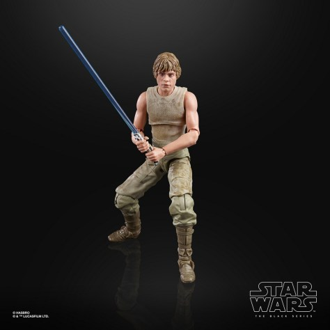 Star Wars The Black Series 40th Anniversary Luke Skywalker Dagobah 003
