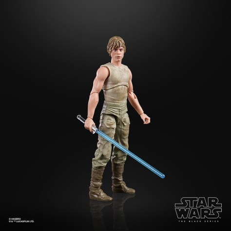 Star Wars The Black Series 40th Anniversary Luke Skywalker Dagobah 004