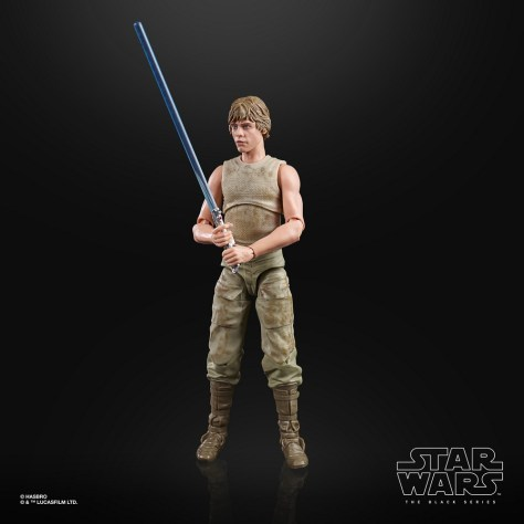 Star Wars The Black Series 40th Anniversary Luke Skywalker Dagobah 005