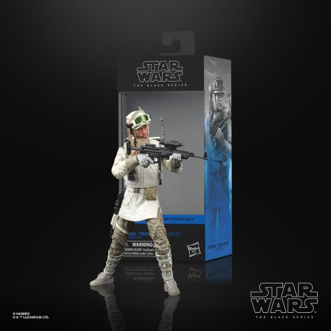 Star Wars The Black Series Rebel Hoth Trooper 008