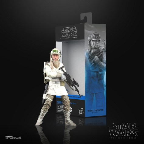 Star Wars The Black Series Rebel Hoth Trooper 005