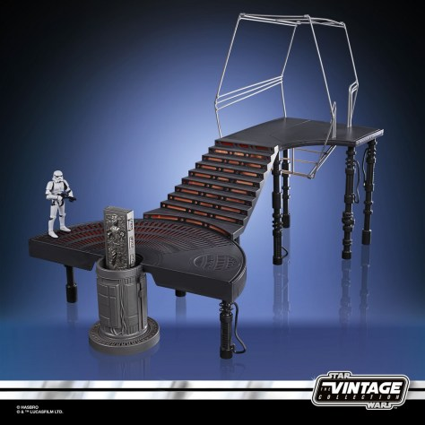 Star wars The Vintage Collection - Carbon-Freezing Chamber Playset 003