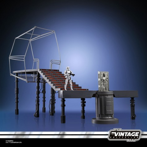 Star wars The Vintage Collection - Carbon-Freezing Chamber Playset 007