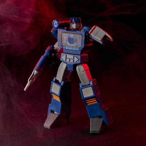 Hasbro Transformers RED Soundwave 002