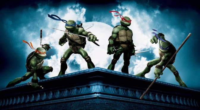 'Teenage Mutant Ninja Turtles' Getting CG Movie Reboot From Nickelodeon