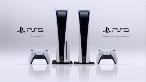 PS5 Standard and Digital Comparison