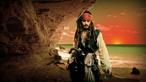 Johnny Depp - Pirates Of The Caribbean