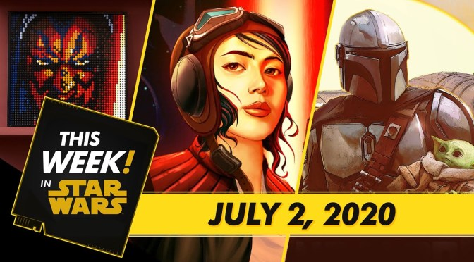 This Week! in Star Wars | San Diego Comic-Con Exclusives, Brand New LEGO Art, and More!