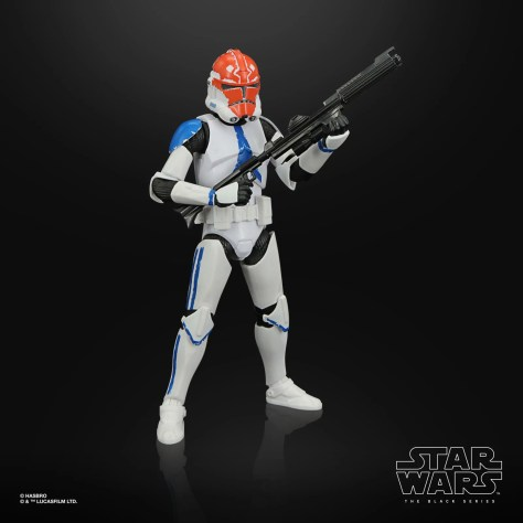 Black Series Clone Wars Ahsoka Clone Trooper 007