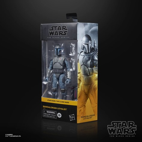 Black Series Clone Wars Mandalorian Loyalist 001