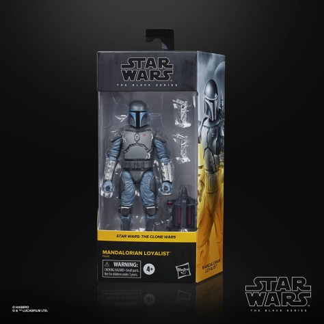 Black Series Clone Wars Mandalorian Loyalist 002
