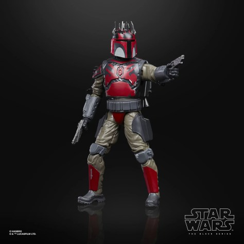 Black Series Clone Wars Mandalorian Super Commando 003