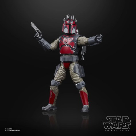 Black Series Clone Wars Mandalorian Super Commando 006