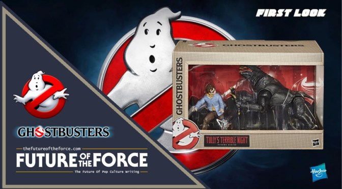 First Look - Hasbro Ghostbusters Plasma Series Tully's Terrible Night